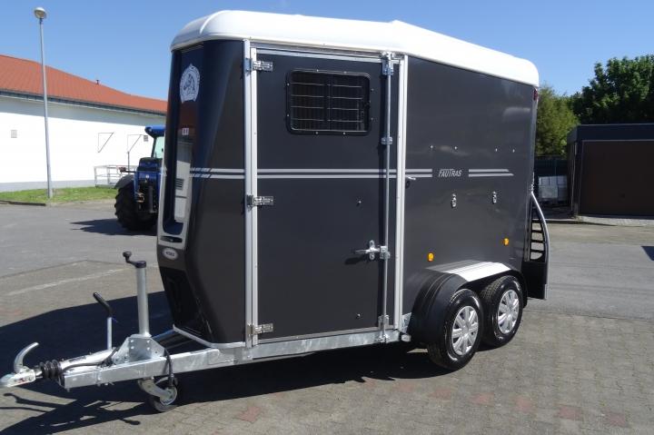 Fautras Promax Premium AID System 2 Pferde Frontausstieg