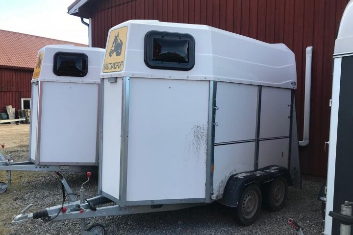 Värmlandsvagn Classic, YHD 480 1350kg