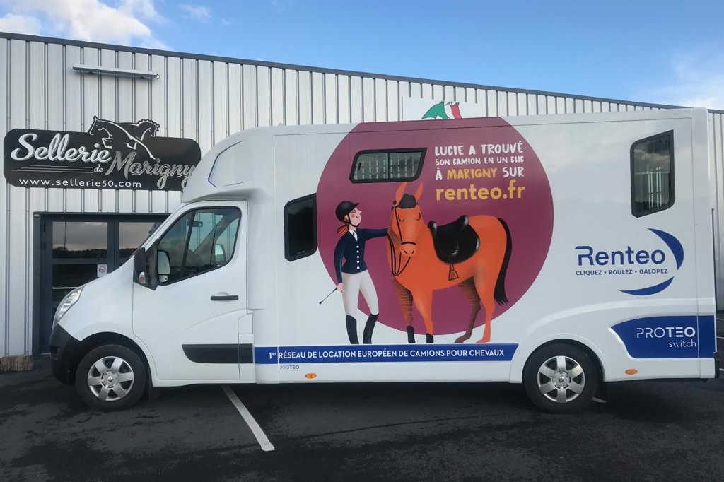 Location camion chevaux grenoble