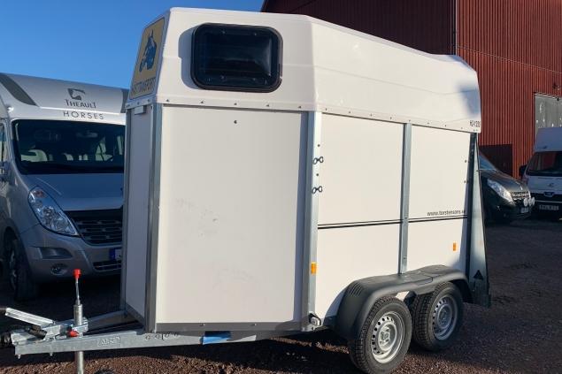 Värmlandsvagn ZDD 51U, 1250kg