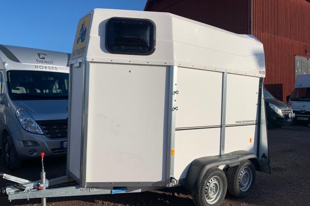 Värmlandsvagn KDJ 40A 1250kg